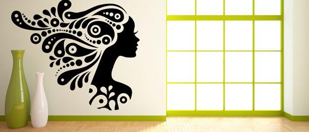 Samolepky na stěnu, originální výzdoba vašeho bytu či domu