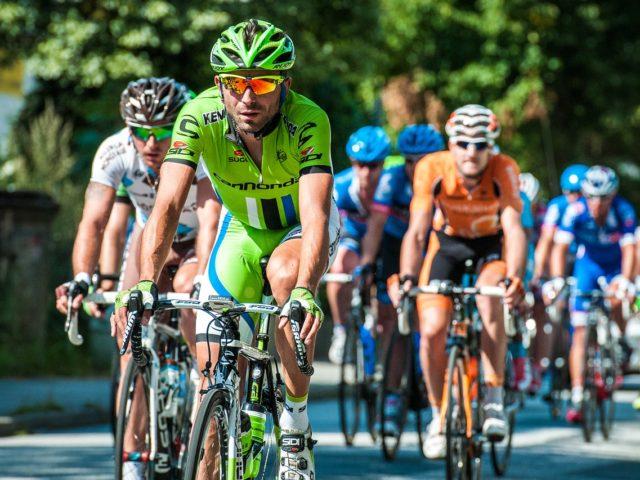 Nechte se naplno pohltit cyklistickými závody