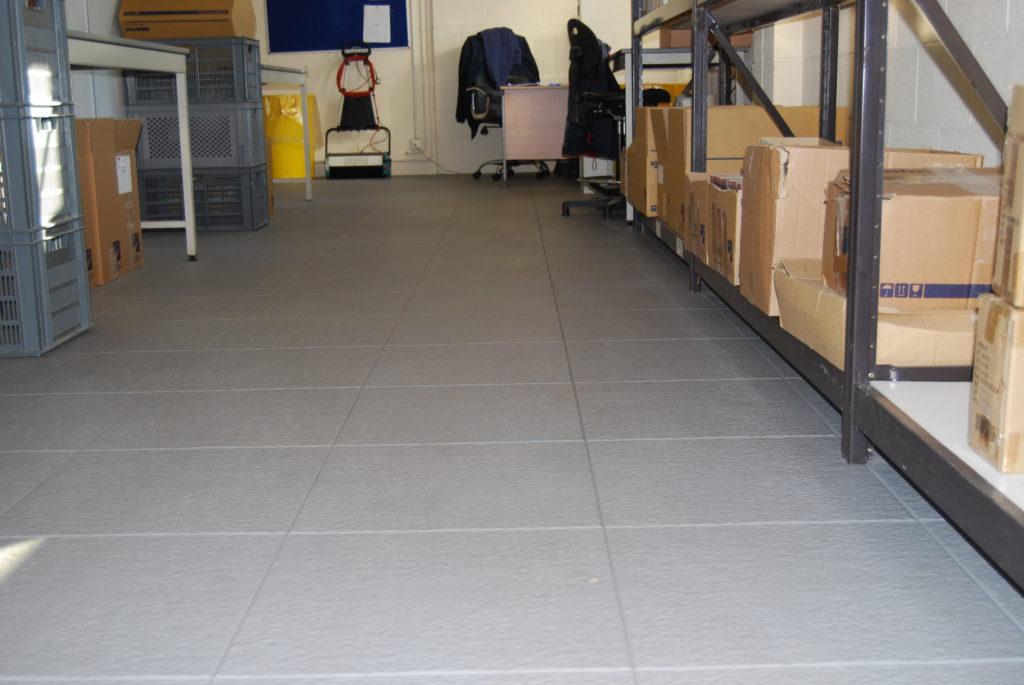 Odolné podlahy do skladu, foto: odolnepodlahy.sk