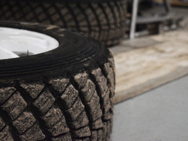 4 tipy, jak skladovat pneumatiky