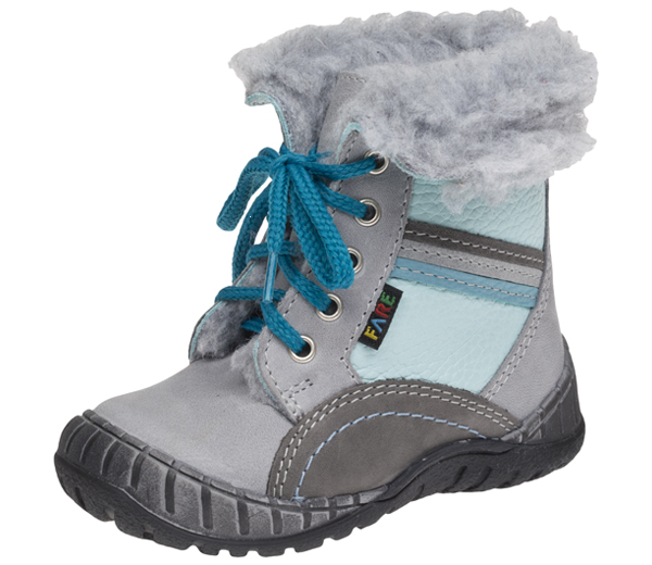 dětská zimní obuv FARE