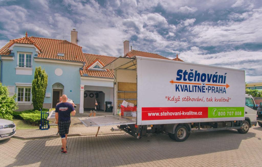 Stěhovací firmu vybírejte pečlivě, foto: Stehovani-kvalitne.cz