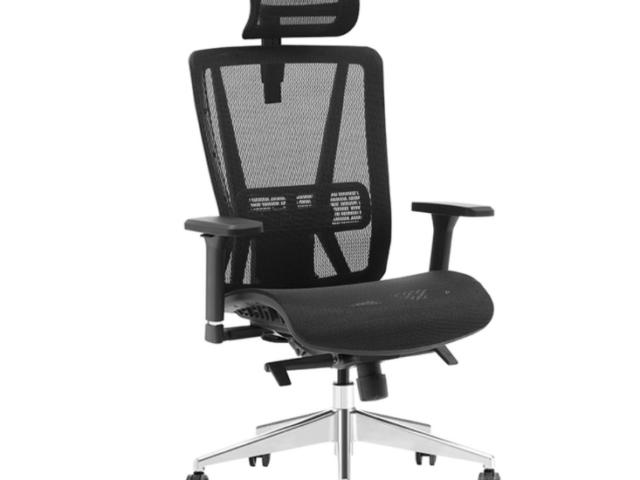 I domů patří kvalitní kancelářské a dětské židle