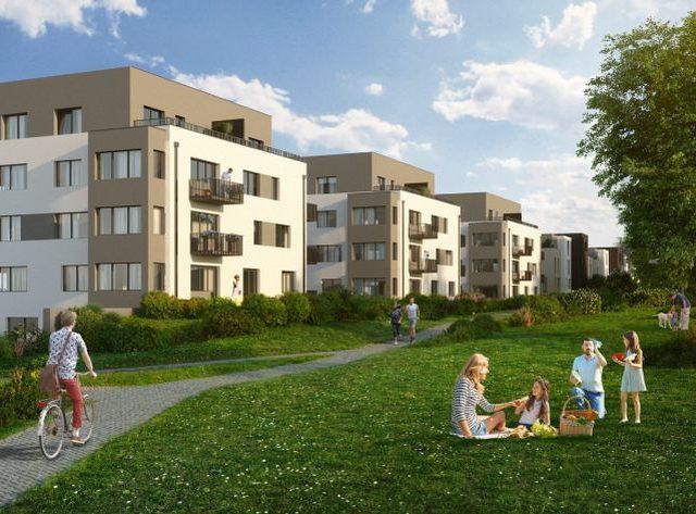Skvělé rodinné bydlení vPraze? Byty u parku lákají na dostupnost!